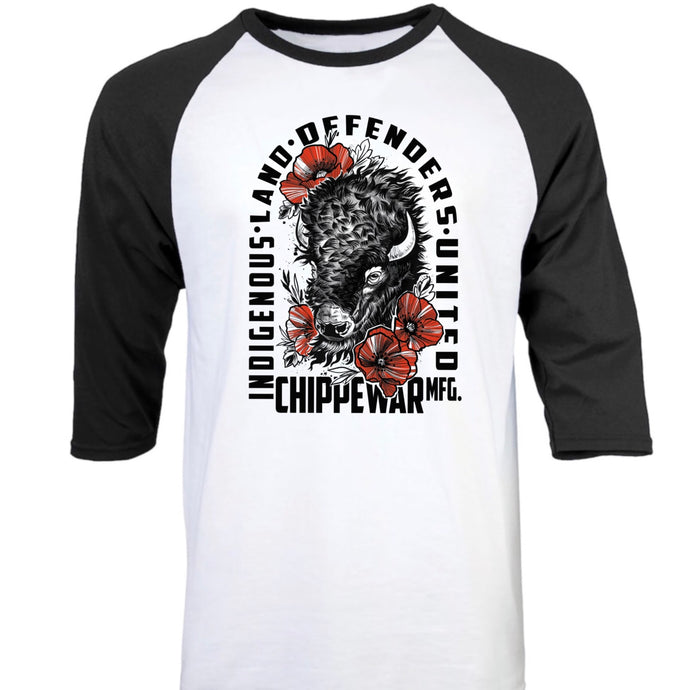 Land Defender Raglan