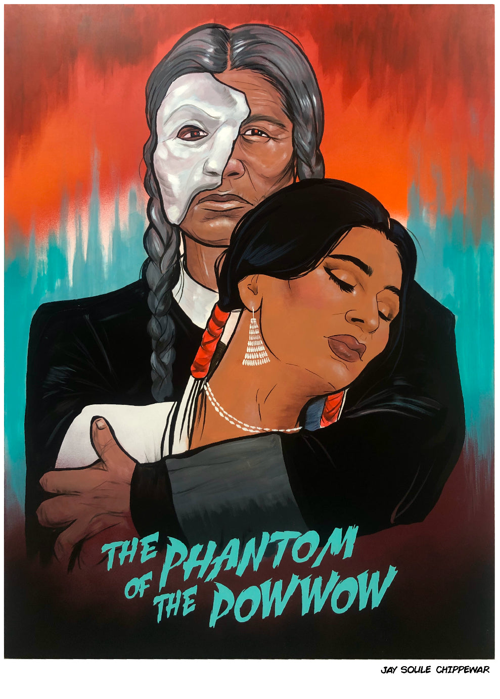 The Phantom Of The Pow Wow 2.0