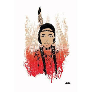 Autumn Print-Chippewar-First-Nations-Artist