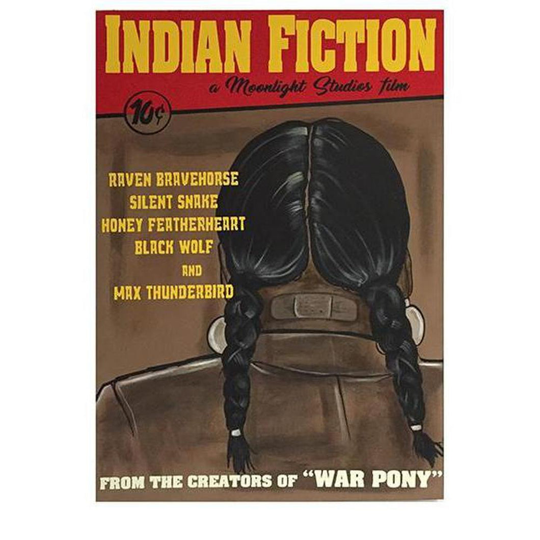 Indian Fiction-Chippewar-First-Nations-Artist