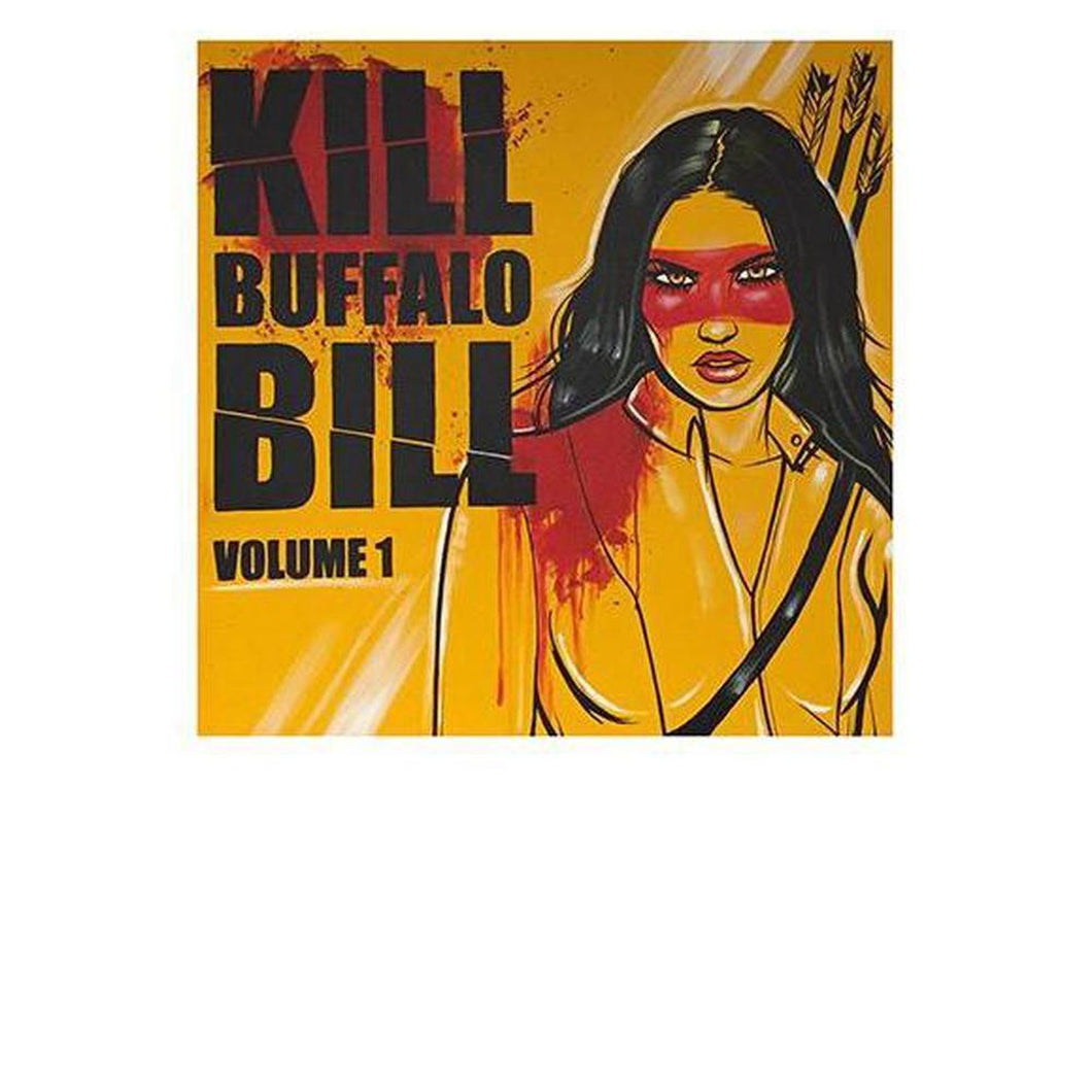 Kill Buffalo Bill Vol. 1-Chippewar-First-Nations-Artist