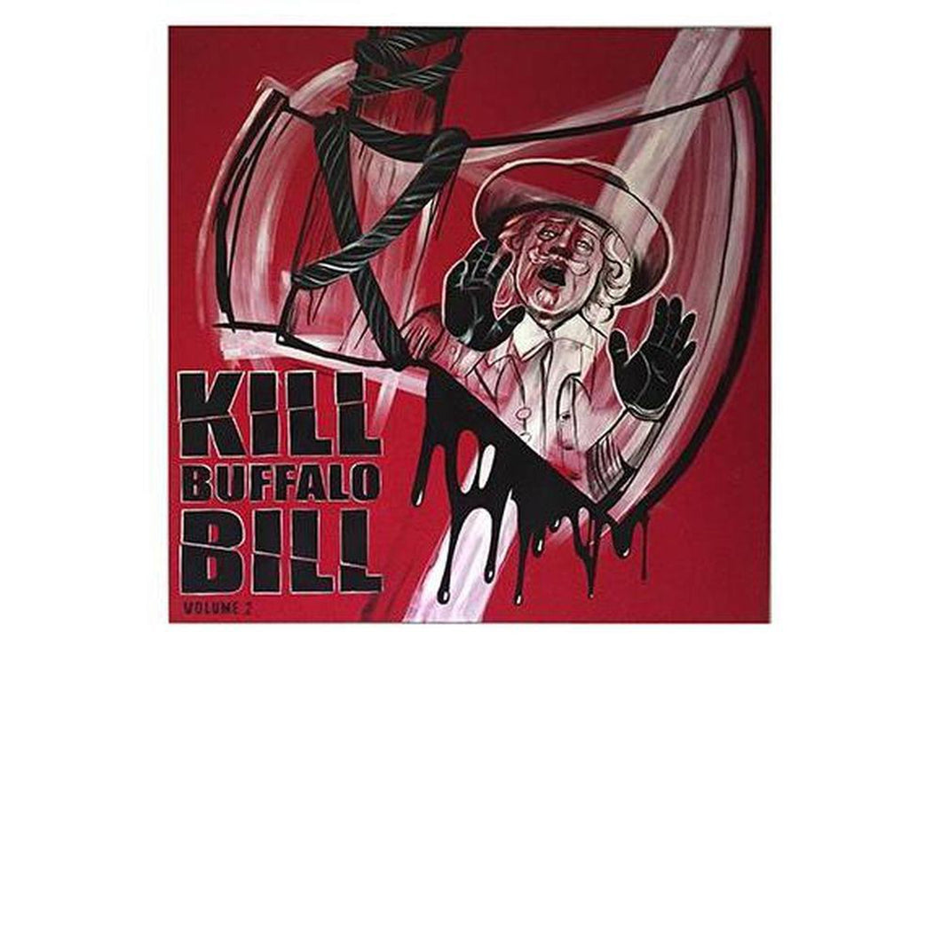 Kill Buffalo Bill Vol.2-Chippewar-First-Nations-Artist