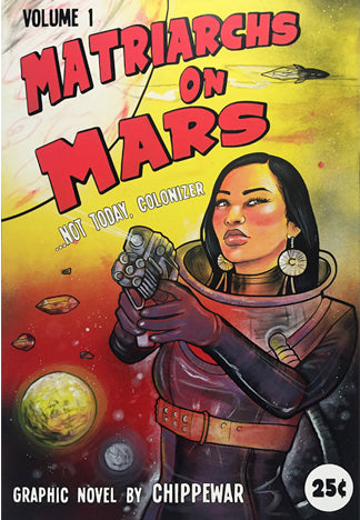 Matriarchs On Mars