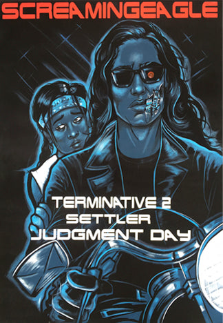 Terminative 2 Settler Judgment Day