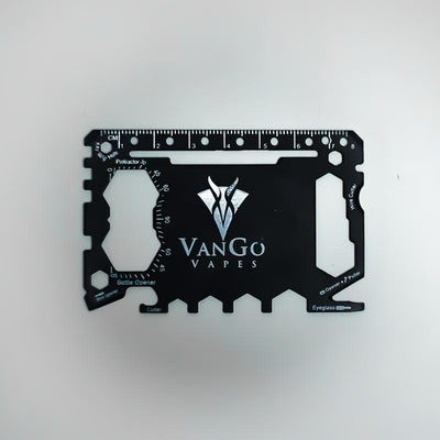 VanGo Vapes Wallet Ninja Multi-Tool