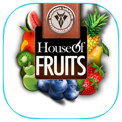 (Flavor Cards) VanGo House of Fruits