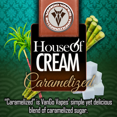 (FLAVOR CARD) VanGo House Of Cream