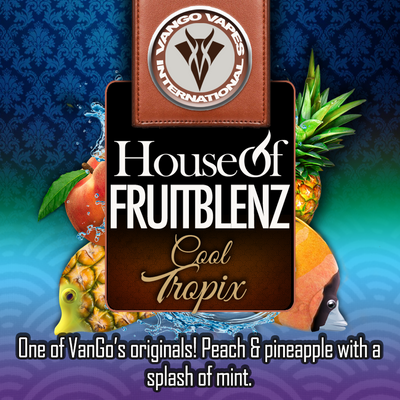 (Flavor Card) VanGo House of Fruit Blends