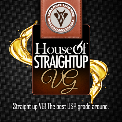 (Flavor Cards) House of Straight Up