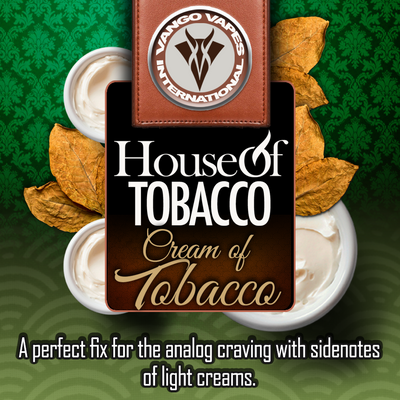 (Flavor Card) VanGo House of Tobacco