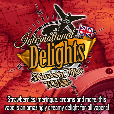 (Flavor Card) VanGo International Delights
