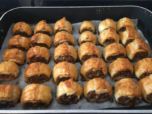 Penny's Sausage Rolls