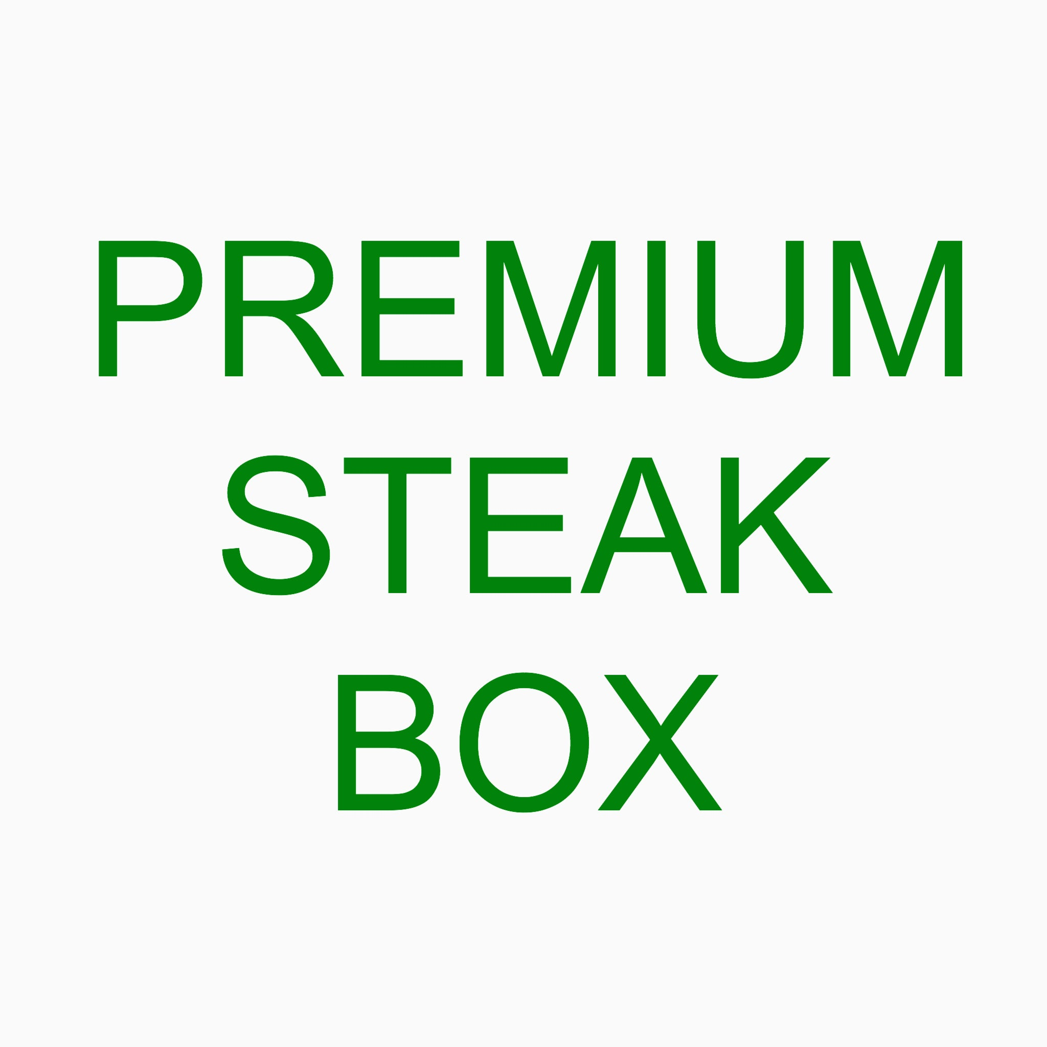 Mount Moriac Beef Premium Steak Box