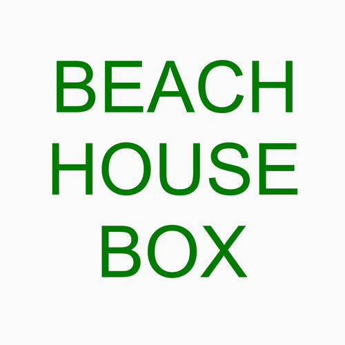 Beach House Box