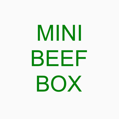 Mini Beef Box 5kg