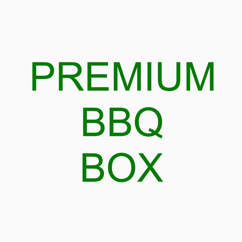 Premium BBQ Box 5kg and 10kg