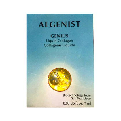 GENIUS Liquid Collagen 1 mL sachet