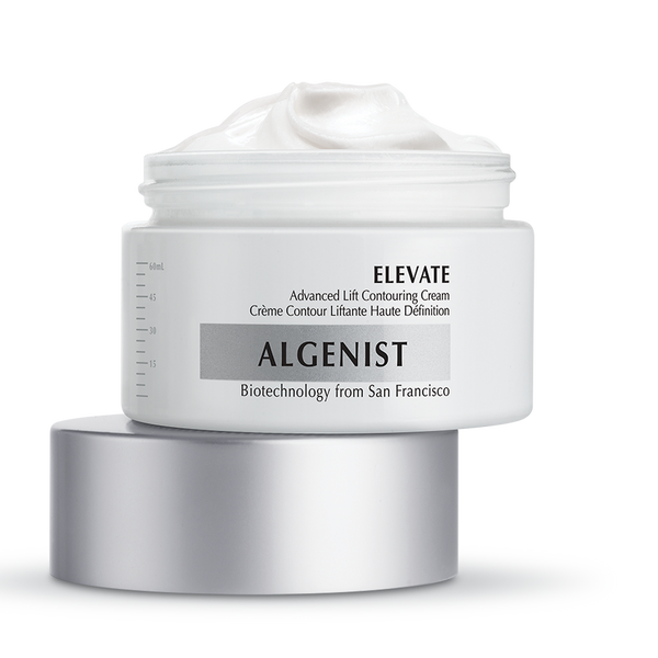 ELEVATE Advanced Lift Contouring Cream open jar