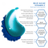 BLUE ALGAE VITAMIN C Dark Spot Correcting Peel Infographic