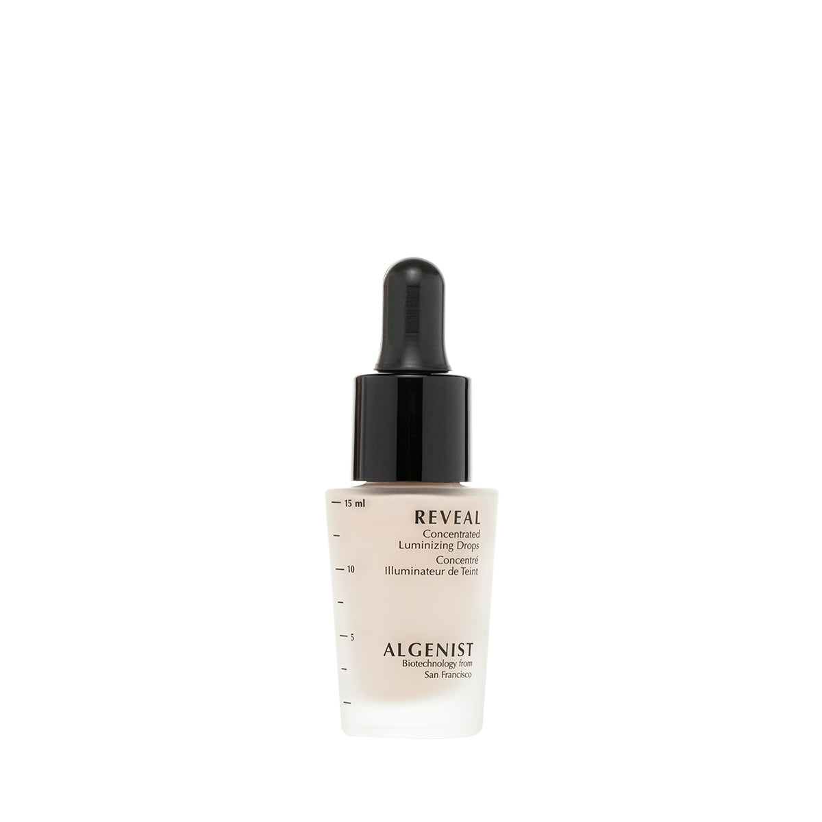 algenist - reveal concentrated luminizing drops, pearl