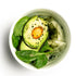 Chlorella (Collagen) Supplements_avocado salad