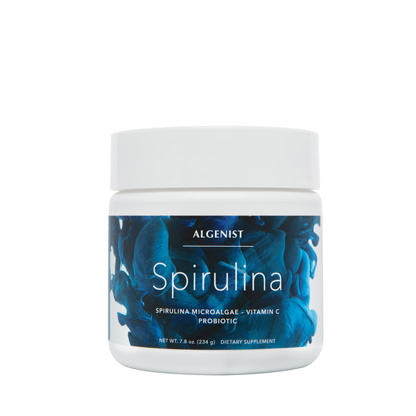 Spirulina (Total) Supplements_front