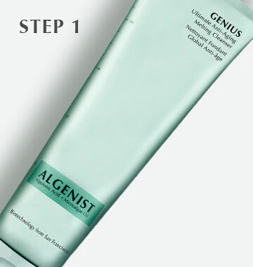 GENIUS Ultimate Anti-Aging Melting Cleanser