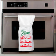 Twisted Wares - Tis the Season Kitchen Towel