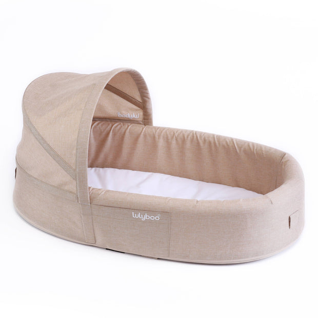 Lulyboo - Bassinet To-Go Oat