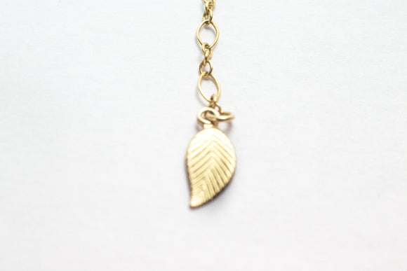 Feather Lariat