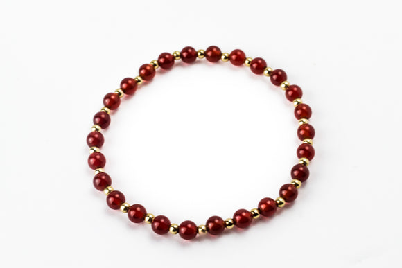 Elle May Red Carnelian