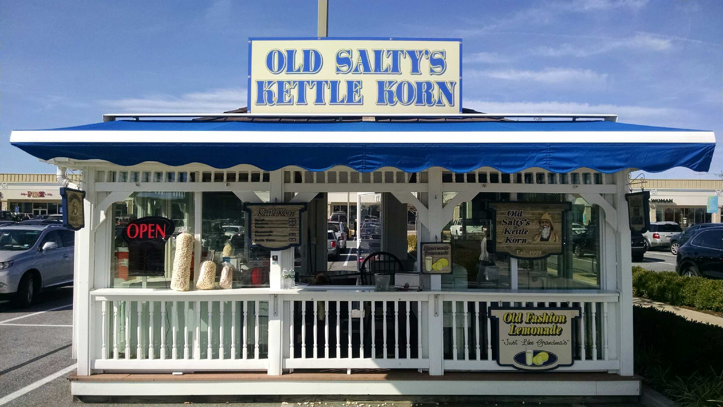 Old Salty's Home – Old Salty's Kettle Korn