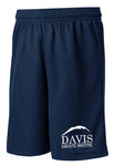 DAM Navy Blue GYM Shorts