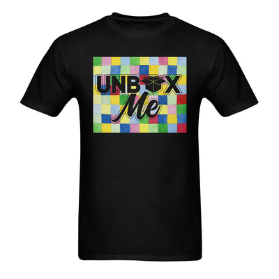Unbox Me Check Mate Men's T-Shirt