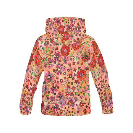 Lento Men's All Over Print Hoodie