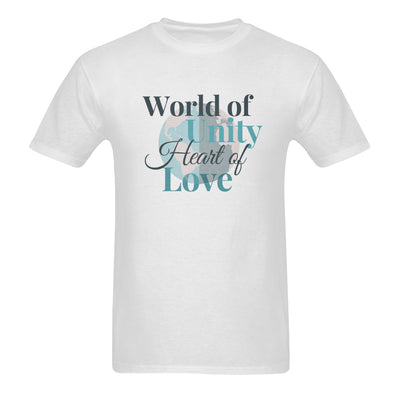 World of Unity White T-Shirt