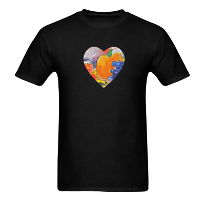 Pumpkin ArtHeart Men's T-Shirt