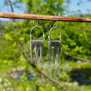 Rosemary Fork Earrings