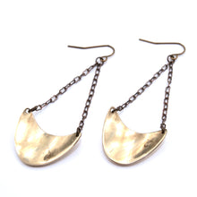 Julia Crescent Earrings