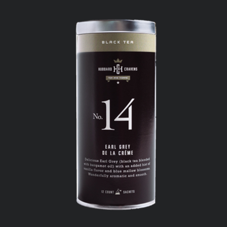 12-Bag Tin of Earl Grey de la Créme (November 2020)