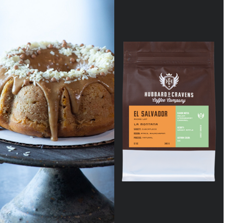 Coffee Cake of the Month & Coffee Upgrade (October 2020)