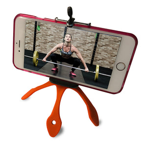 Smartphone Mount - Great for Instagram Workout Videos!