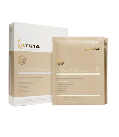 Karuna Hydrating + Hand Mask 4-Pack