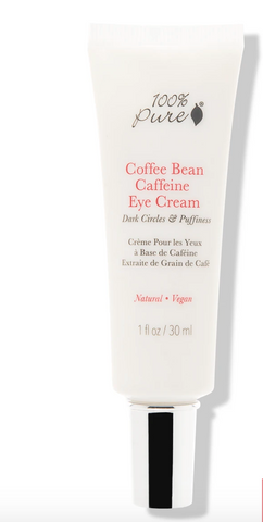 100% Pure: Coffee Bean Caffeine Eye Cream 1fl oz