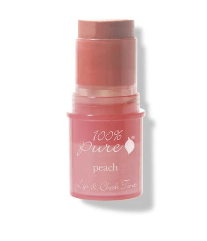 100% Pure Fruit Pigmented® Lip & Cheek Tint Peach