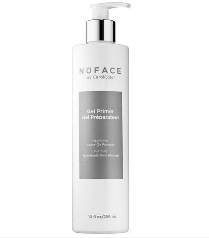Nuface Hydrating Leave On Gel Primer 10fl oz /296mL
