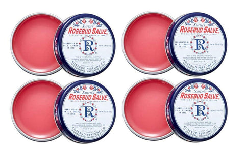 Smith's Rosebud Salve Pack of 4 (Original)