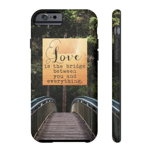 Custom Printed Inspirational Phone Cases for Iphone and Samsung