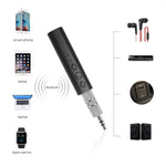 Wireless Bluetooth Aux Receiver Adapter 3.5mm Jack 4.2 Bluetooth Handsfree Car Kit A2DP
