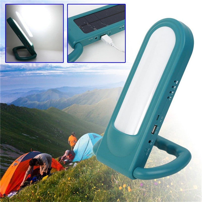 Multi-functional Solar Waterproof Portable Lanterns for Camping